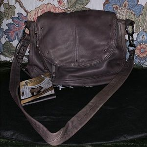 B Makowsky shoulder bag